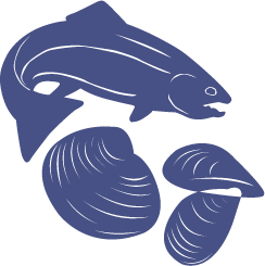 Marine Environment and Food Safety Services logo.