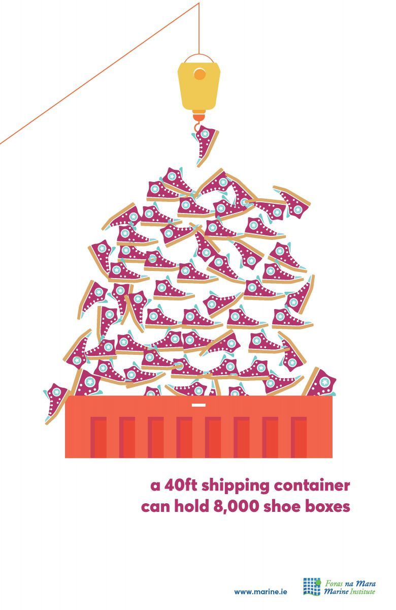 Shipping and Shoe Boxes Marine Fact