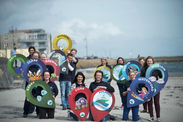 Meet our Explorers Education Programme team from around Ireland