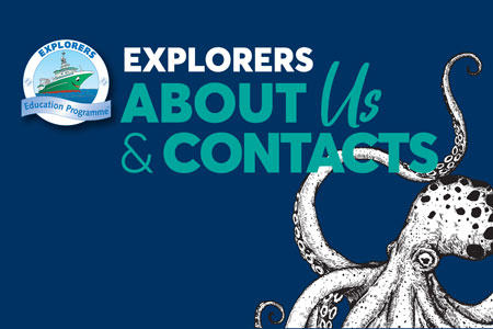 Explorers About Us & Contacts