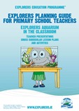 Teachers Guide Explorers Aquarium in the Classroom Cover page