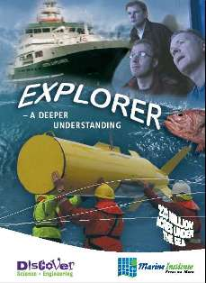 Picture of cover of DVD Explorer A Deeper Understanding.