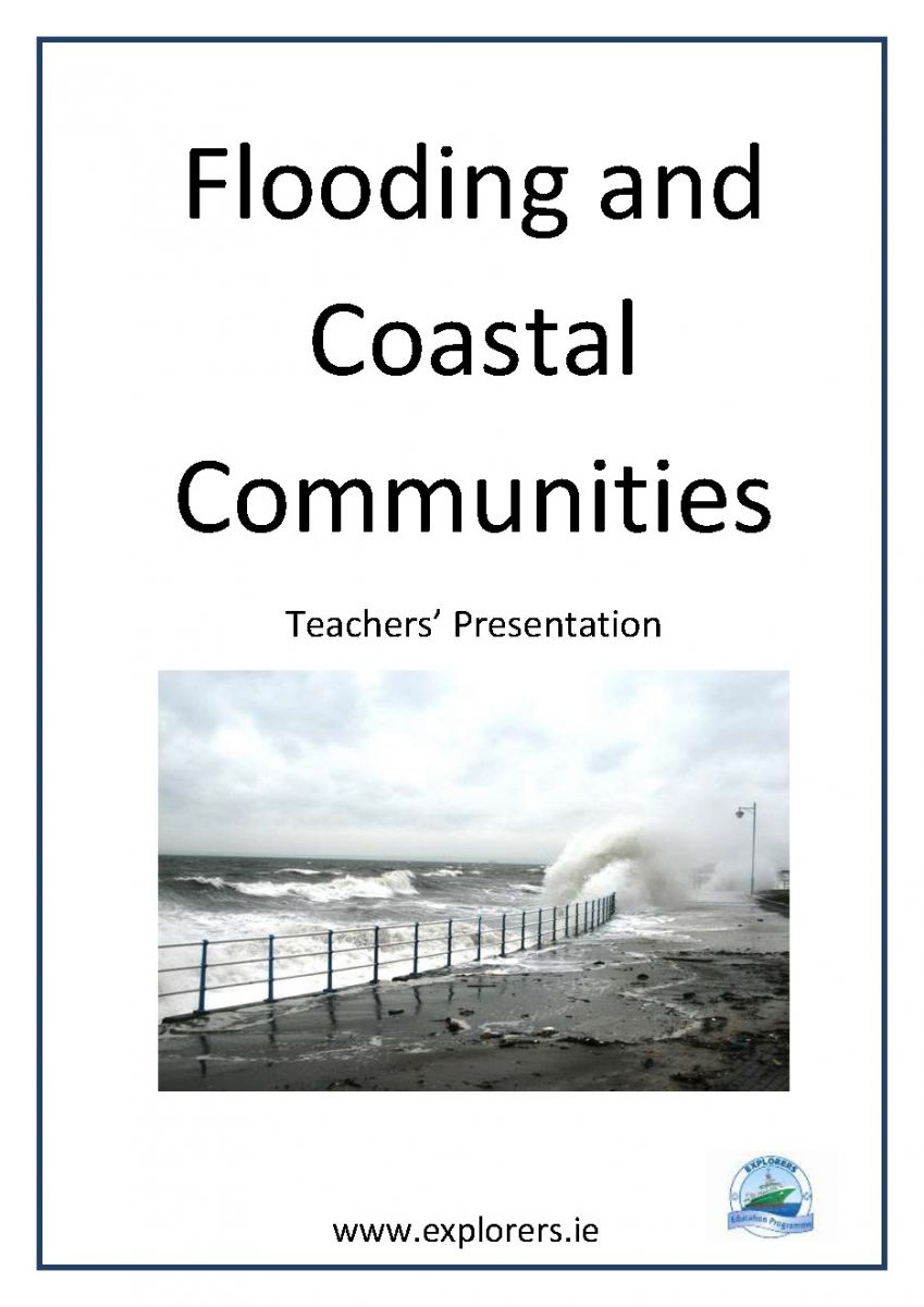 Flooding and Coastal Communities Presentation cover image