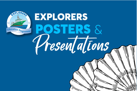 Explorers Posters and Presentations