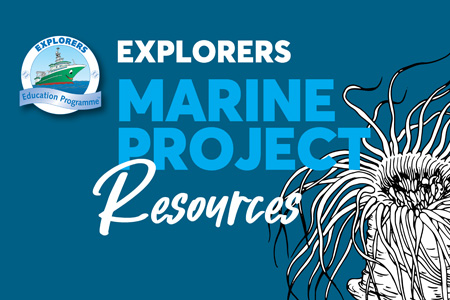 MARINE PROJECT RESOURCES