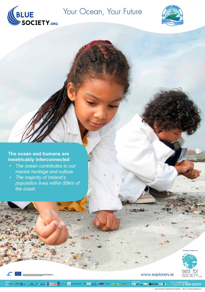 Ocean Literacy Poster 6D_The ocean and humans are inextricably interconnected_Recreation and Culture