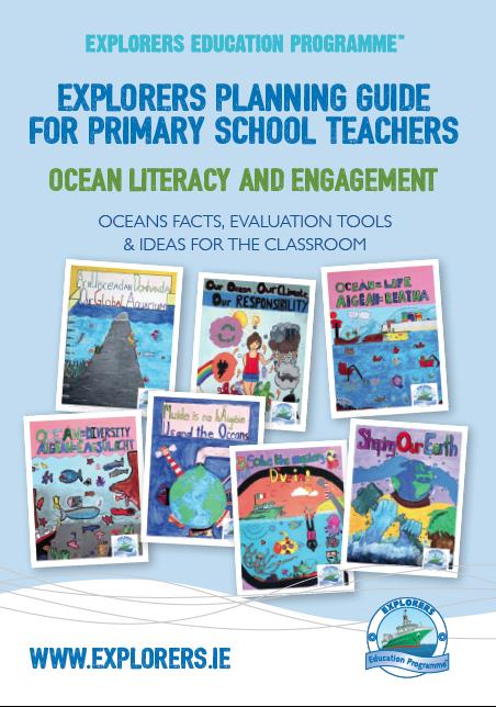Explorers Planning Guide for Primary School Teachers - Ocean Literacy & Engagement