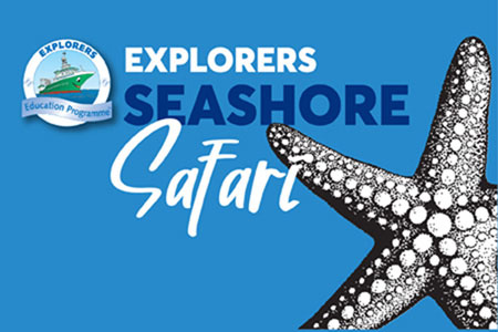 Explorers Seashore Safari.
