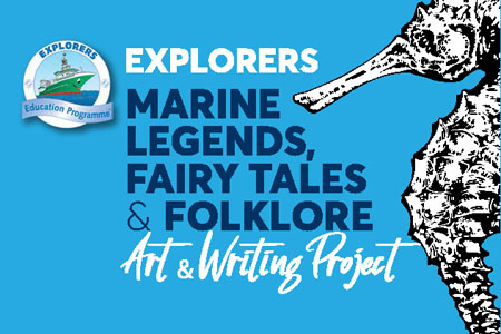 Explorers Marine Legends, Fairy Tales and Folklore Project Image