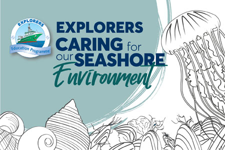 Explorers Caring for our Seashore Environment