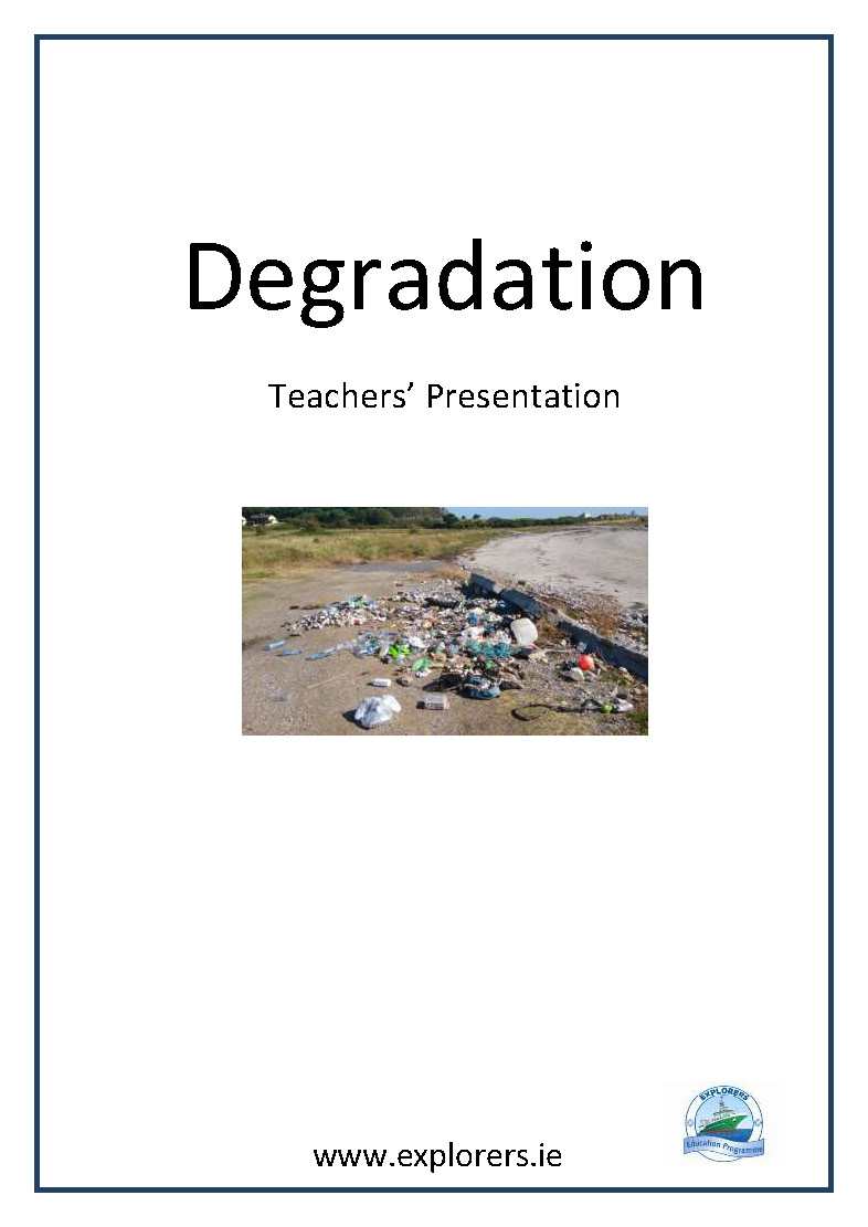 What is Degradation Presentation