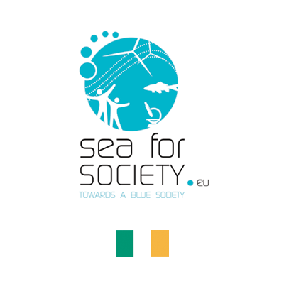 Link to Sea for Society ireland twitter page