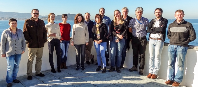 MARBIoFEED project 1st meeting March 2016