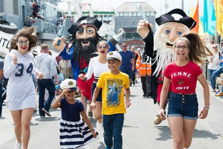 SeaFest hoping to net National Event Industry Award. Photo Cr Andrew Downes, XPOSURE