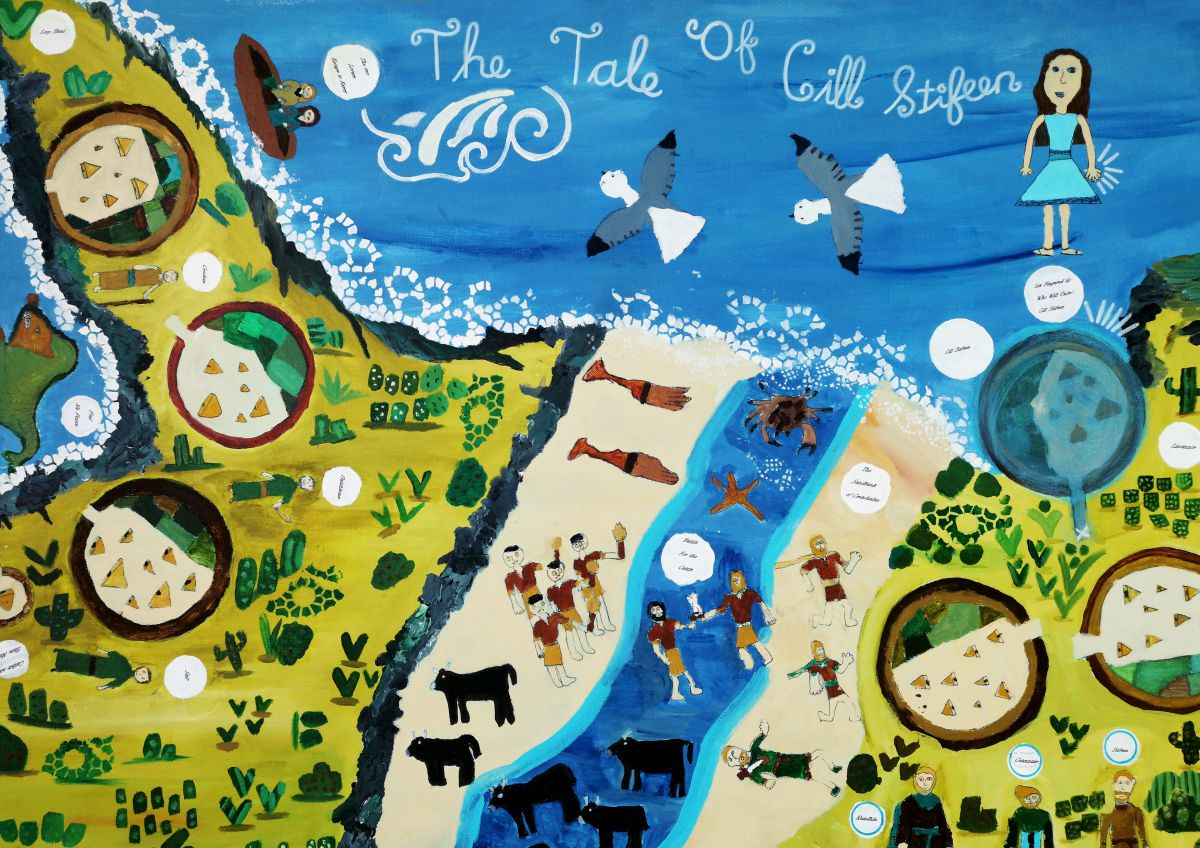 The Tale of Cill Stifeen. Co. Clare.