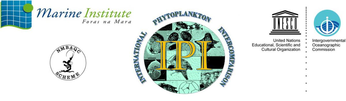 International Phytoplankton Intercomparison