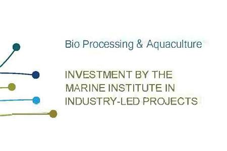 Marine Investment drives Innovation in Ireland's Aquaculture & Fish Bio-Processing Sector