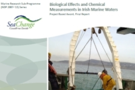 Biological effects and Chemical Measurements in Irish Marine Waters