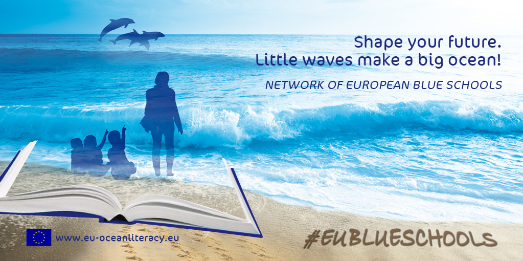 Explorers Education Project features in the new European Blue School handbook