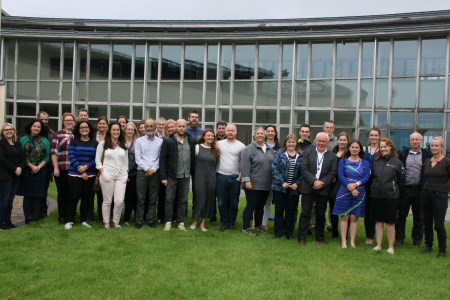 BlueFish Meeting at the Marine Institute, Galway