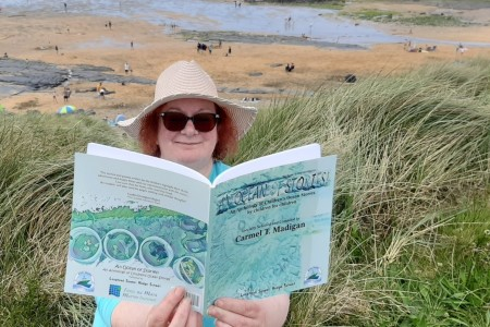 Carmel Madigan Explorers Outreach Officer publishes childrens book: An Ocean of Stories - An Anthology of Children's Ocean Stories