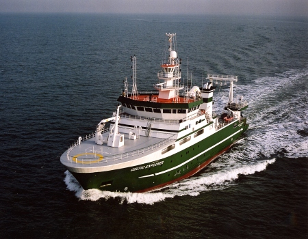 RV Celtic Explorer