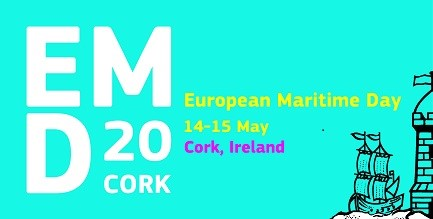 APPLY FOR A STAND at European Maritime Day EXPO  European Maritime Day 2020 (Cork, Ireland, 14 &15 May)