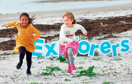 3,000+ primary school students to learn about our ocean wealth through the Explorers Education Programme™