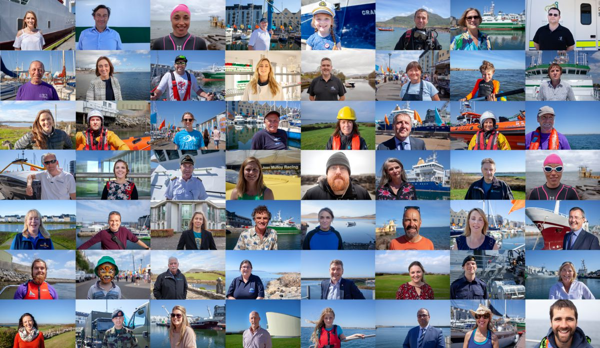 Faces of the Sea Campaign