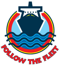 Follow The Fleet Logo