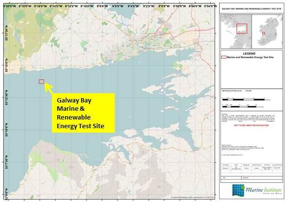 The Galway Bay Marine and Renewable Energy Test Site