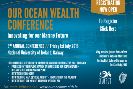 Harnessing Our Ocean Wealth Conference 2016