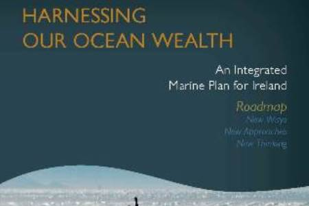 Harnessing Our Ocean Wealth report cover