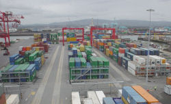 IMDO container port