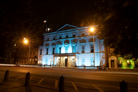 Iveagh House, Dublin (Department of Foreign Affairs and Trade)