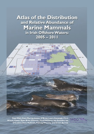 New Atlas of Ireland's Offshore Marine Mammals
