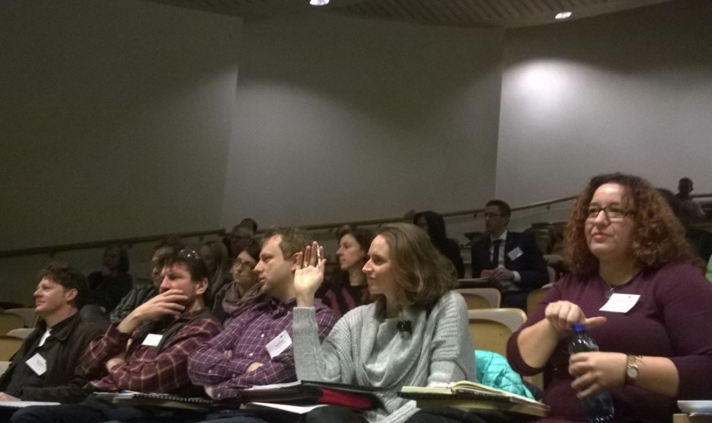 Over 60 researchers attend the Marine Opportunities in EU Funding workshop at the Marine Institute