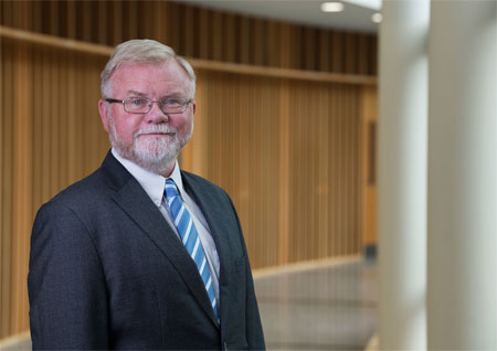 Mick Gillooly, Joint Acting CEO Marine Institute