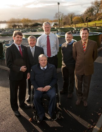 Minister Connick visit to Newport