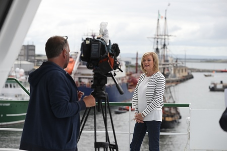 RTE Nationwide to showcase SeaFest 2017