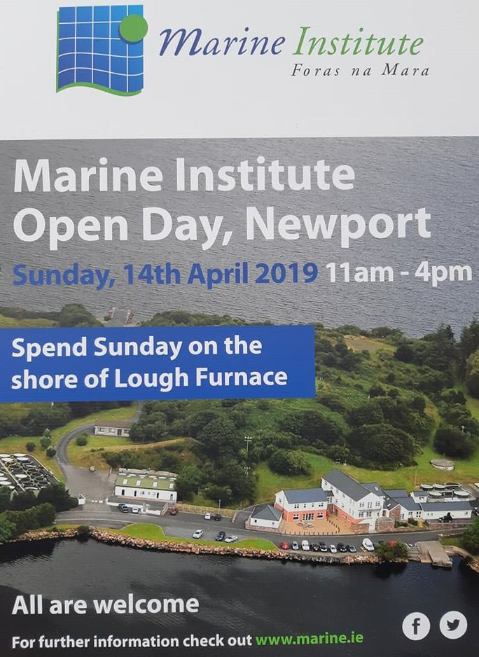 Marine Institute Newport Open Day 2019