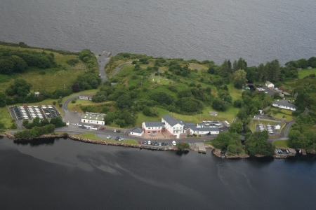 Marine Institute Research Facility in Newport, Co. Mayo