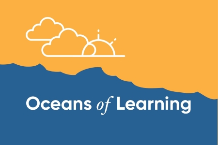 Oceans of learning resources online at marine.ie