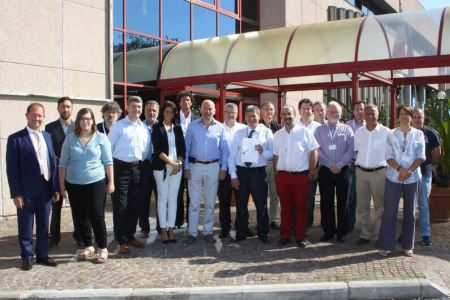 The first Assembly of Members meeting of the European Multidisciplinary Seafloor and water-column Observatory (EMSO)