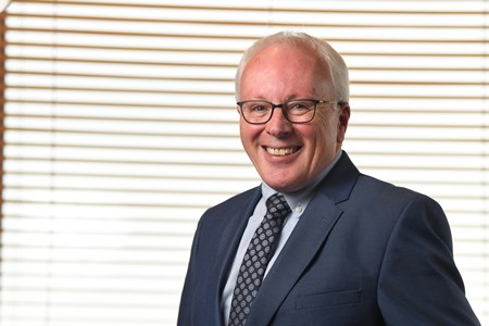 Dr Paul Connolly, new CEO of the Marine Institute. Photo Andrew Downes, XPOSURE