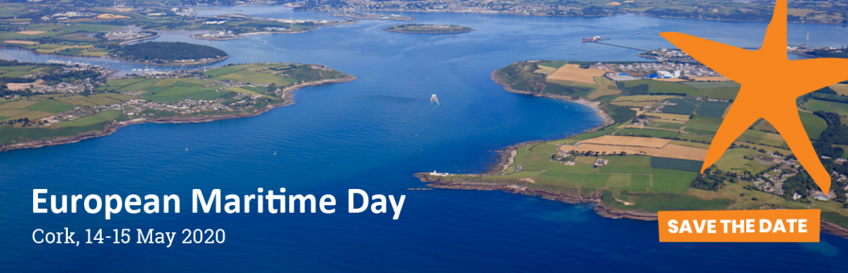 EUROPEAN MARITIME DAY CORK, 14 & 15 May 2020