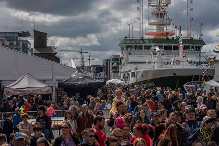 SeaFest 2019. Cork. Photo Brian Lougheed