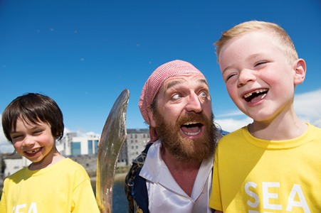 SeaFest, Friday 30th June - Sunday 2nd July. Picture Andrew Downes, Xposure