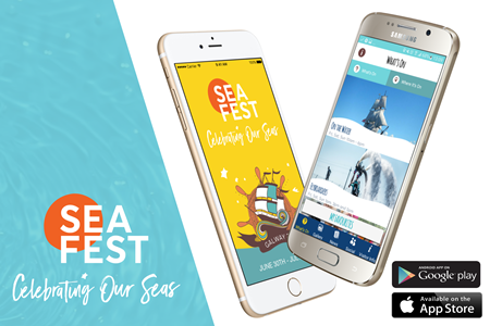 SeaFest Festival App Now Available