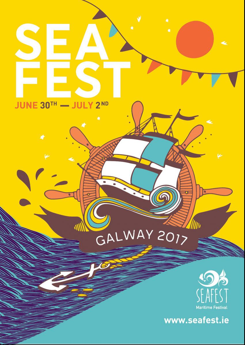 Poster design galway - Galway Based And Globally Renowned Event Management Specialist Arcana Has Been Appointed To Stage Seafest Ireland S National Maritime Festival